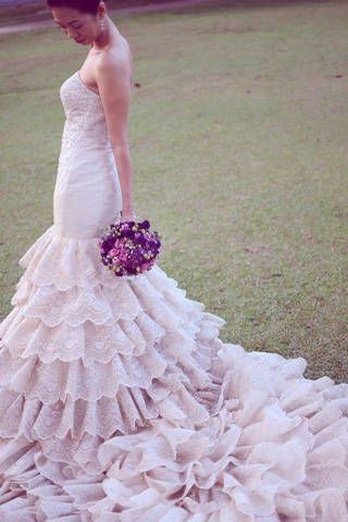 Pin by beth hudson on i can 39 t say i do without you for Barong tagalog wedding dress