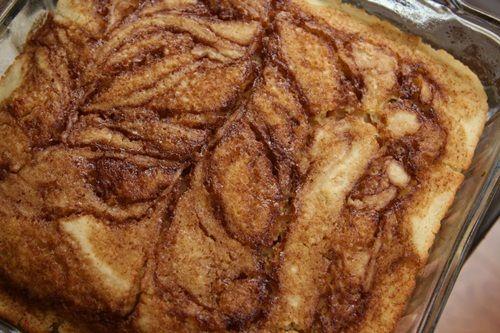 Cinnamon Bun Bread for the Gluten-Free, Dairy-Free, and Low Sugar