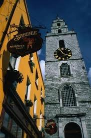 K Jones Kinsale St. Anne's Shandon (County Cork) | Ticking Clocks | Pinterest