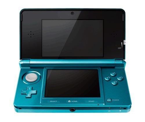Nintendo 3DS Handheld Game Console | Game console gadgets ...