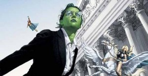 ... Angie Harmon Is Ready To Play Another Lawyer: Marvel's She-Hulk