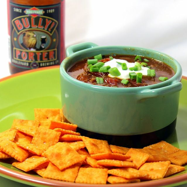 BOLD BEER CHILI | Food, drinks, dessert and more | Pinterest