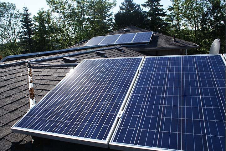 Grasshopper Solar | Milton 10kW Residential Roof Flush Mount Solar ...