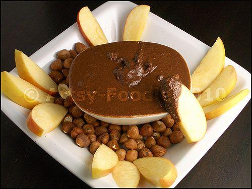 chocolate hazelnut spread | Can't Wait to Try - Desserts! | Pinterest