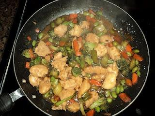 Honey Chicken Stir Fry | Recipes to Try | Pinterest