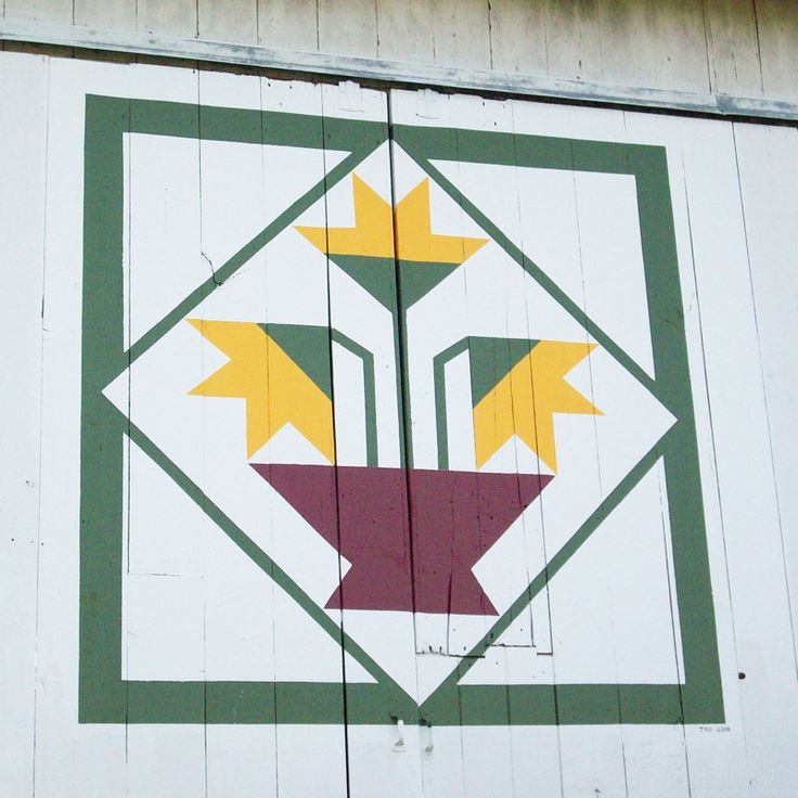 Barn Quilt Patterns For Barns Pictures To Pin On Pinterest