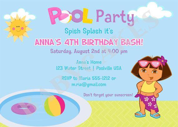 Birthday Invitation Diy was adorable invitations layout