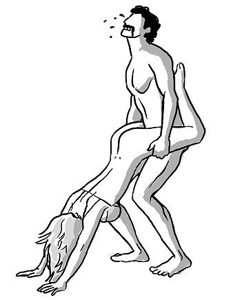 blog most preposterous sexual positions people claim