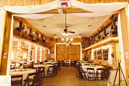 Barn Wedding Venues in North Carolina -Shady Wagon Farm: New Hill ...