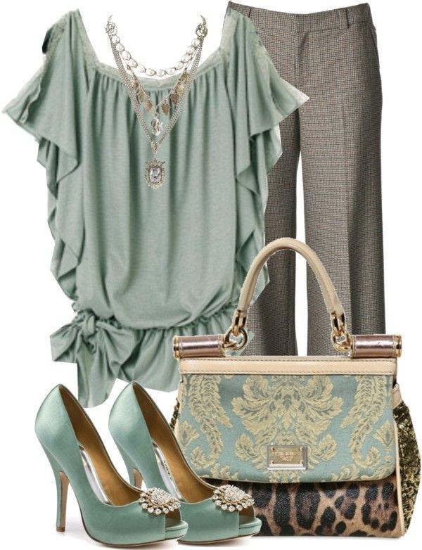 Romantic Leopard Bag