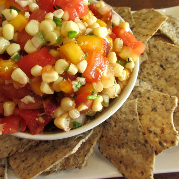 corn salsa black bean corn salsa fire roasted corn salsa spicy corn ...