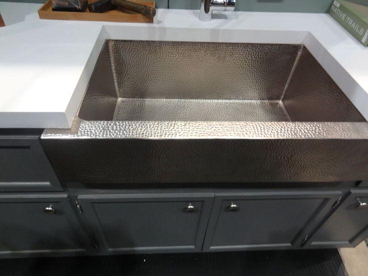 Deep Farmhouse Sink : Extra deep farm style kitchen sink Kitchen Remodeling Ideas ...