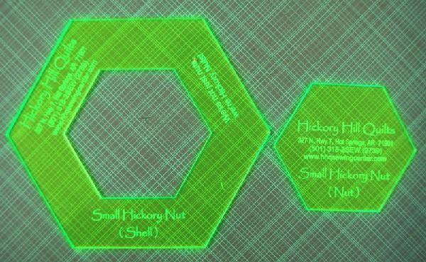 hexagon english paper piecing patterns