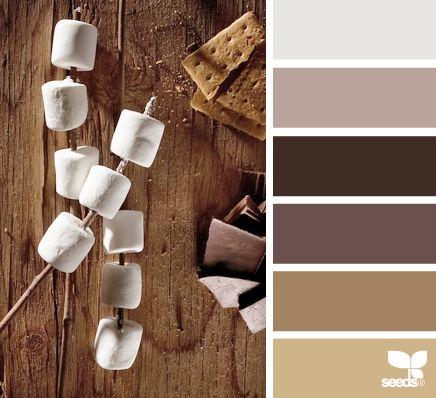 mores | -Color Palettes- | Pinterest
