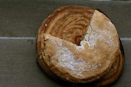 Blood orange-cornmeal cake.   food finds   Pinterest