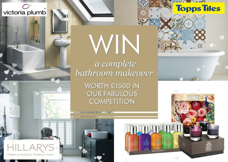 excellent bathroom makeover contest looks efficient design - Bathroom Makeover Contest