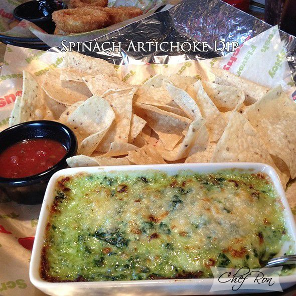 Easy Spinach Artichoke Dip | Recipes to Try | Pinterest