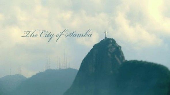 "Carnival in Rio de Janeiro in the Shortmovie ""The City of Samba"""