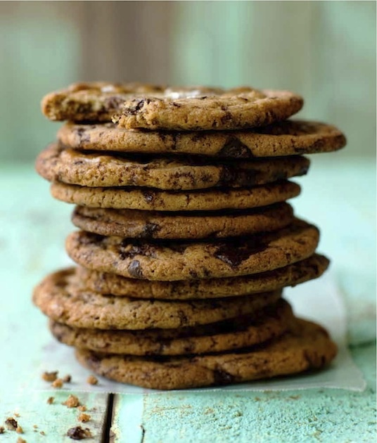 1,000-layer chocolate chip cookie recipe | Cookies | Pinterest