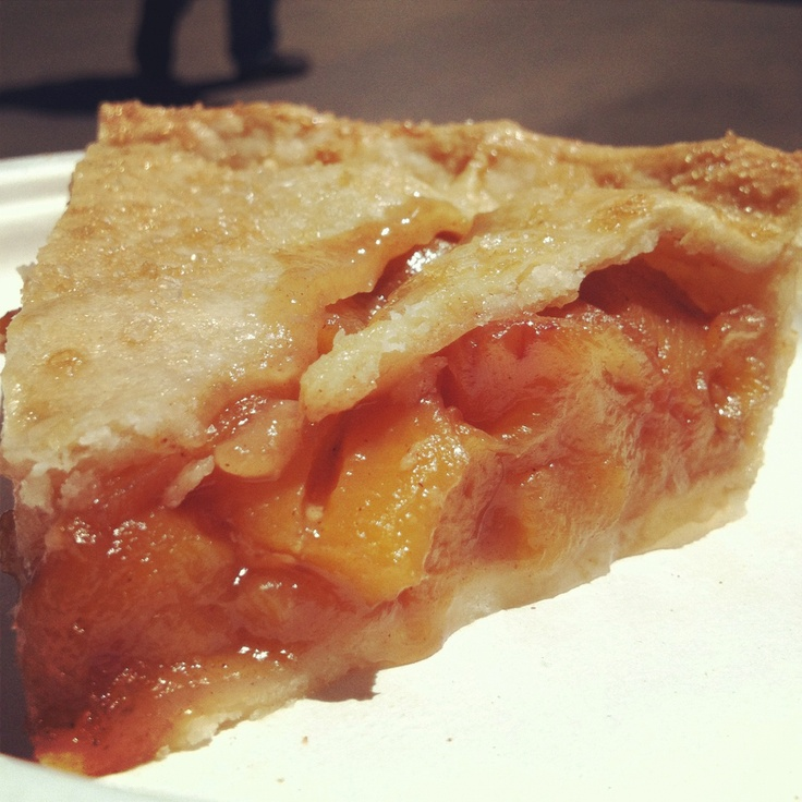 Bourbon Peach Pie | Favorite Recipes 2 | Pinterest