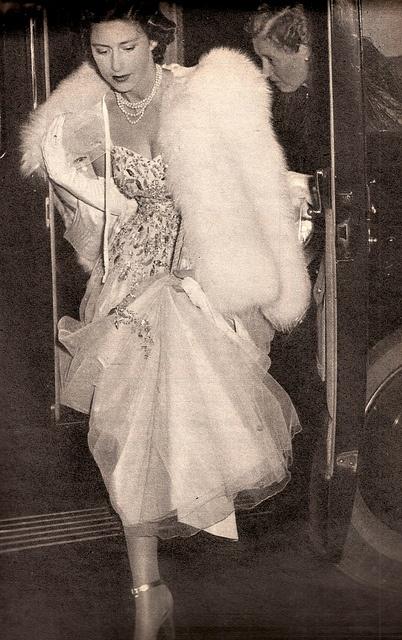 Princess Margaret 1949 British Princess Margaret Rose