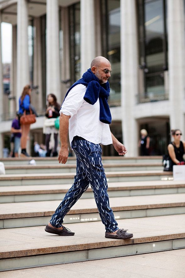 On the Street….Lincoln Center, New York