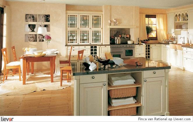 leuke deurtjes keukenkastjes Rational Finca - Rational kasten