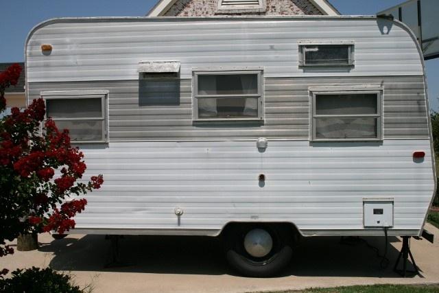 68 mobile scout vintage trailer pinterest. Black Bedroom Furniture Sets. Home Design Ideas
