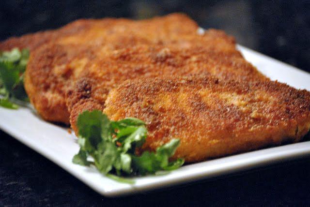 Breaded Paprika Pork Chops | Food | Pinterest