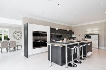 Manor modern kitchen london alexander james interiors