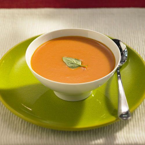 Creamy Orange Sunshine Soup Recipes — Dishmaps