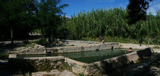 Pin by v rocha on italy travel pinterest - San casciano dei bagni ...