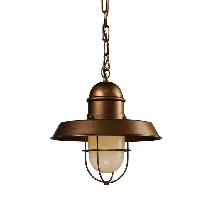 Elk Lighting Modern Farmhouse: Farmhouse Pendant Light