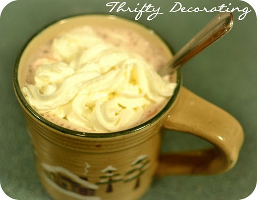 caramel hot chocolate | DRINKS ~~ | Pinterest