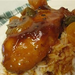 Slow Cooker Sweet and Tangy Chicken. The picture doesn't look very ...