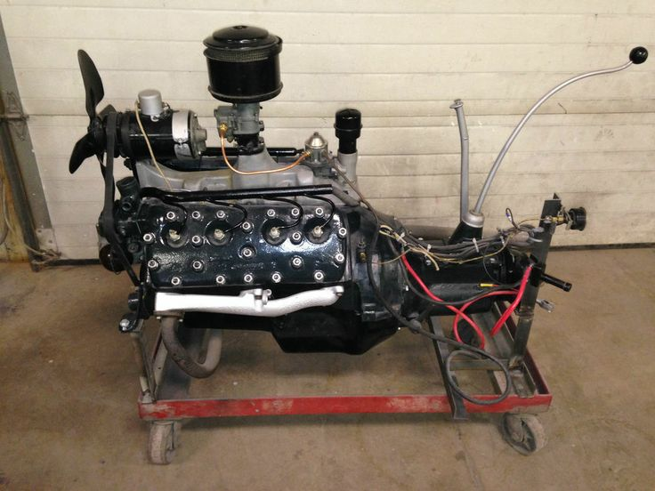 Ford Flathead V8 Engine Rebuild
