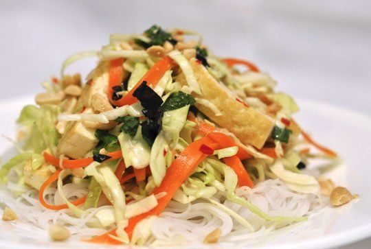 Recipe: Goi Chay (Vietnamese Vegetarian Salad) Solid! Love the ...