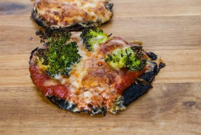 Portobello Pizza | Popular seasonal recipes | Kosher Recipes - Joy of ...