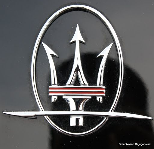 Maserati Automotive Badges Amp Emblems Pinterest