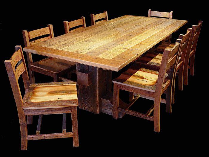 Mountain furniture reclaimed wood furniture cabinets railings