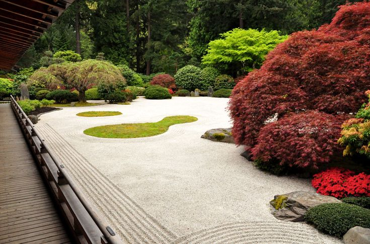 portland japanese garden Patios Outdoors Pinterest
