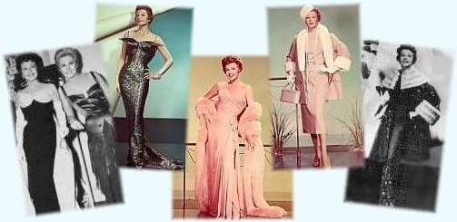 Jean-Louis designs for Rita in PAL JOEY
