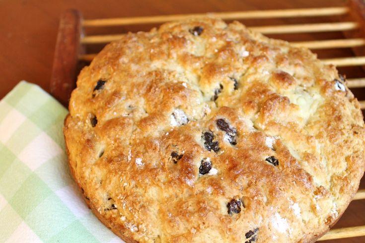 Irish Soda Bread - Everyone needs this recipe for St. Patrick's Day ...
