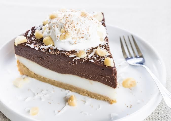 foodie friday chocolate haupia pie recipe