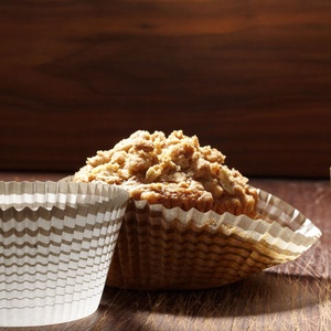 The Bouchon Bakery cookbook highlights the streusel topping on Kellers ...
