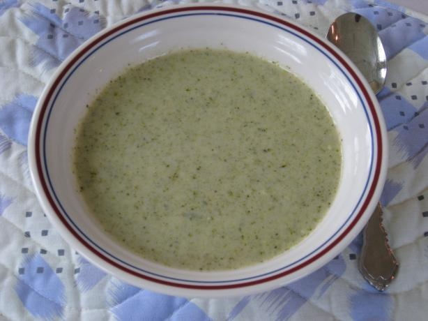 Best Cream of Broccoli Soup | Recipe