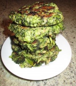 Broccoli Fritters | Party - barn theme | Pinterest