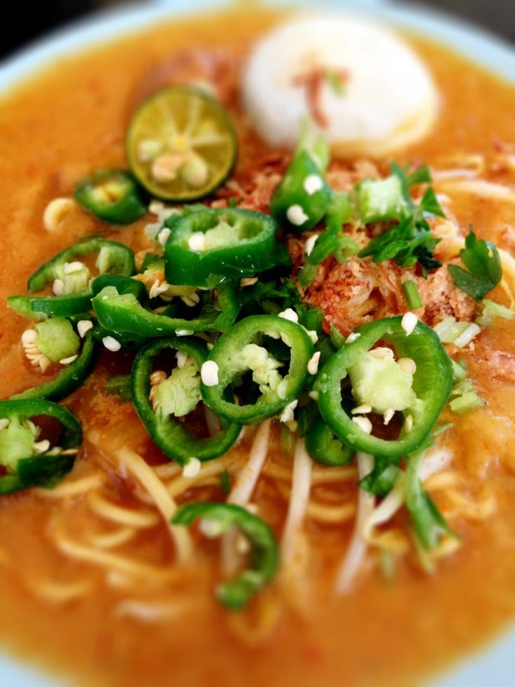 Mee rebus | Authentic Food | Pinterest