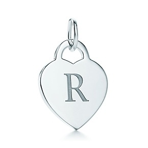 r alphabet in heart  Alphabet heart tag letter