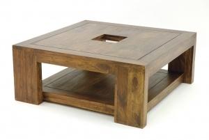 TABLE BASSE CARREE  Table basse  Pinterest